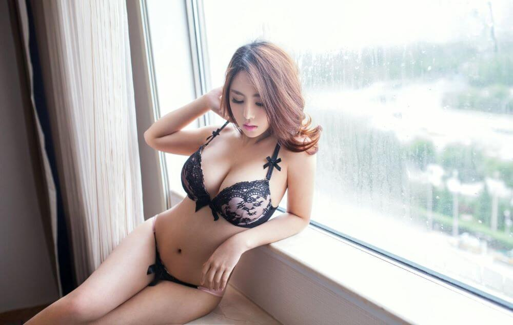 Korean Cam Girl With Perfect Tits